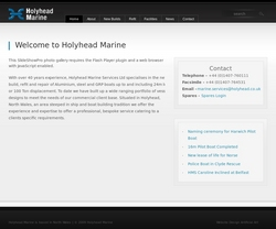 holyheadmarine.co.uk
