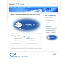 IdeasIntoReality.co.uk